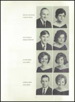 1965 Stedman High School Yearbook Page 66 & 67