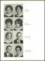 1965 Stedman High School Yearbook Page 68 & 69