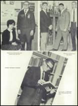 1965 Stedman High School Yearbook Page 70 & 71