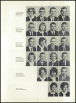 1965 Stedman High School Yearbook Page 72 & 73
