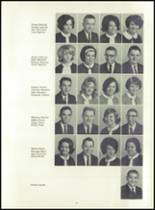 1965 Stedman High School Yearbook Page 92 & 93