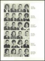 1965 Stedman High School Yearbook Page 100 & 101