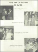 1965 Stedman High School Yearbook Page 106 & 107