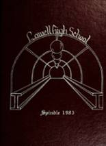 1983 Yearbook Lowell High School