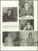 1969 Emmaus High School Yearbook Page 22 & 23
