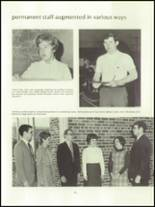 1969 Emmaus High School Yearbook Page 28 & 29