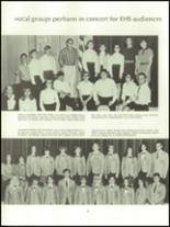 1969 Emmaus High School Yearbook Page 82 & 83