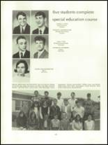 1969 Emmaus High School Yearbook Page 110 & 111