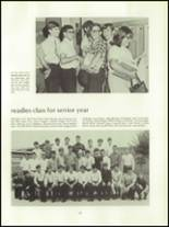 1969 Emmaus High School Yearbook Page 132 & 133