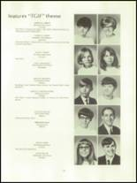 1969 Emmaus High School Yearbook Page 136 & 137