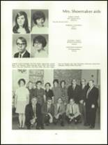 1969 Emmaus High School Yearbook Page 142 & 143
