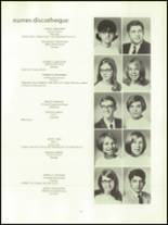 1969 Emmaus High School Yearbook Page 144 & 145