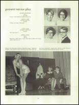 1969 Emmaus High School Yearbook Page 150 & 151