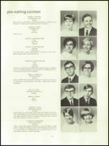 1969 Emmaus High School Yearbook Page 154 & 155