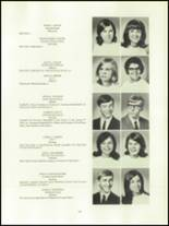 1969 Emmaus High School Yearbook Page 158 & 159