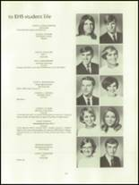 1969 Emmaus High School Yearbook Page 164 & 165