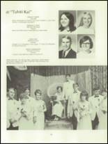 1969 Emmaus High School Yearbook Page 166 & 167