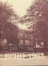 1965 Yearbook Uhrichsville High School