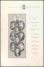 1924 Anniston High School Yearbook Page 36 & 37