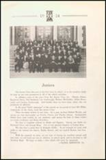1924 Anniston High School Yearbook Page 42 & 43