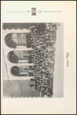1924 Anniston High School Yearbook Page 52 & 53