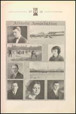 1924 Anniston High School Yearbook Page 56 & 57