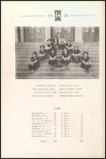 1924 Anniston High School Yearbook Page 68 & 69