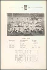 1924 Anniston High School Yearbook Page 72 & 73