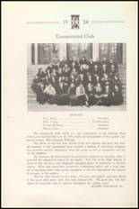 1924 Anniston High School Yearbook Page 94 & 95