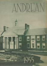 1955 Yearbook Andrews School for Girls