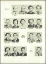 1957 Eastern High School Yearbook Page 12 & 13