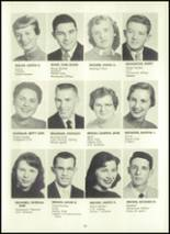 1957 Eastern High School Yearbook Page 26 & 27