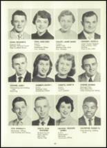 1957 Eastern High School Yearbook Page 28 & 29