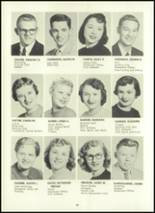1957 Eastern High School Yearbook Page 30 & 31