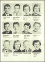 1957 Eastern High School Yearbook Page 32 & 33