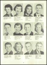 1957 Eastern High School Yearbook Page 46 & 47