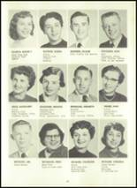 1957 Eastern High School Yearbook Page 48 & 49
