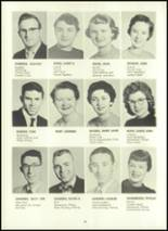 1957 Eastern High School Yearbook Page 50 & 51