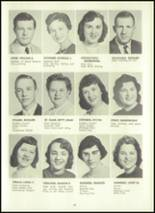 1957 Eastern High School Yearbook Page 52 & 53