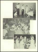 1957 Eastern High School Yearbook Page 58 & 59