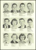 1957 Eastern High School Yearbook Page 60 & 61