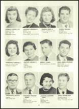 1957 Eastern High School Yearbook Page 62 & 63