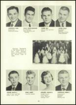 1957 Eastern High School Yearbook Page 64 & 65