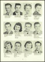 1957 Eastern High School Yearbook Page 66 & 67