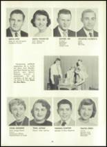 1957 Eastern High School Yearbook Page 68 & 69