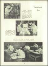 1957 Eastern High School Yearbook Page 74 & 75