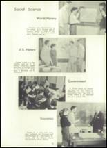 1957 Eastern High School Yearbook Page 76 & 77