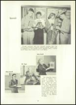 1957 Eastern High School Yearbook Page 78 & 79