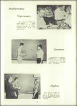 1957 Eastern High School Yearbook Page 80 & 81