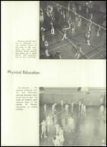 1957 Eastern High School Yearbook Page 84 & 85